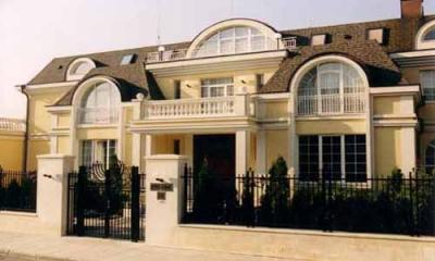 Обект с хидроизолация - фамилна къща в София